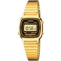 Relógio Casio Vintage LA670WGA-1D -