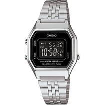 Relógio Casio Vintage La680wa-1bdf -
