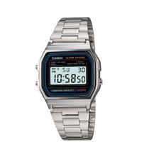 Relógio Casio Vintage Unissex Digital A158WA-1DF -