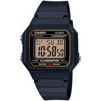 Relógio Casio W-217H-9AVDF Alarme Cronômetro -