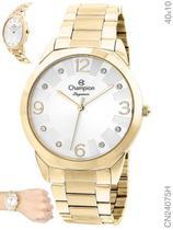 Relógio Champion Elegance CN24075H Quartz Dourado -