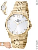 Relógio Champion Elegance CN24093H Quartz Dourado -