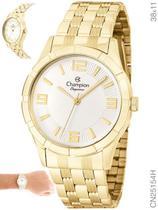 Relógio Champion Elegance CN25154H Quartz Dourado -