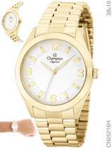 Relógio Champion Elegance CN25216H Quartz Dourado -
