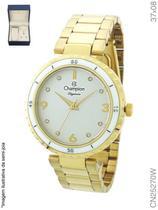Relógio Champion Elegance CN25270W Quartz Dourado -