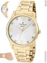 Relógio Champion Elegance CN25663H Quartz Dourado -