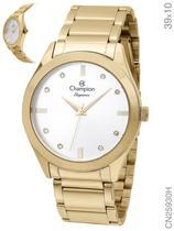 Relógio Champion Elegance CN25930H Quartz Dourado -