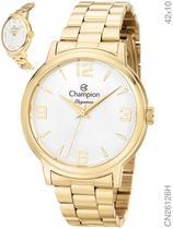 Relógio Champion Elegance CN26126H Quartz Dourado -