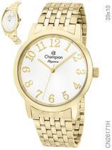 Relógio Champion Elegance CN26171H Quartz Dourado -