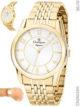 Relógio Champion Elegance CN26233H Quartz Dourado -