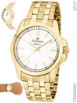 Relógio Champion Elegance CN26680H Quartz Dourado -