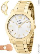 Relógio Champion Elegance CN26760H Quartz Dourado -