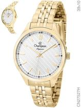 Relógio Champion Elegance CN27527H Quartz Dourado -