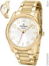 Relógio Champion Elegance CN27554H Quartz Dourado -