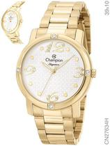 Relógio Champion Elegance CN27634H Quartz Dourado -