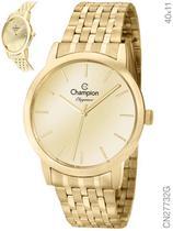Relógio Champion Elegance CN27732G Quartz Dourado -