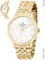 Relógio Champion Elegance CN27750H Quartz Dourado -