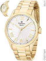 Relógio Champion Elegance CN27796H Quartz Dourado -