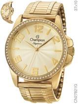 Relógio Champion Elegance CN27821G Quartz Dourado -