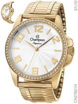Relógio Champion Elegance CN27821H Quartz Dourado -