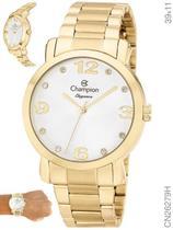 Relógio Champion Elegance CN29525H Quartz Dourado -