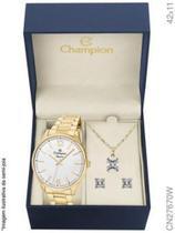 Relógio Champion Elegance feminino CN27670w -