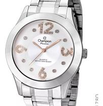 Relógio Champion Feminino Cn29178q Prateado -