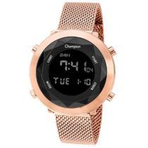 Relógio CHAMPION feminino digital CH48028P -
