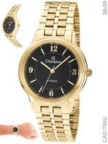 Relógio Champion Feminino Dourado Ca21704u -