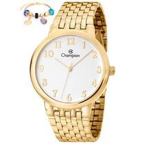 Relógio Champion Feminino + Pulseira CH22911S -