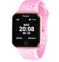 RELÓGIO CHAMPION FEMININO SMART WATCH ROSÉ CH50006R - Cod interno 030029333 -
