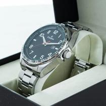 Relógio Champion Masculino Analógico Prata CA31720T -
