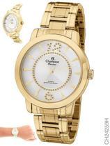 Relógio Champion Passion CH24259H Quartz Dourado -