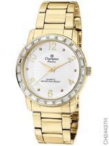Relógio Champion Passion CH24437H Quartz Dourado -