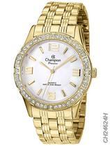 Relógio Champion Passion CH24624H Quartz Dourado -