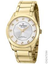 Relógio Champion Passion CH24759H Quartz Dourado -