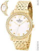 Relógio Champion Passion CN27901H Quartz Dourado -