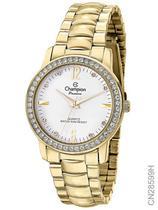 Relógio Champion Passion CN28599H Quartz Dourado -