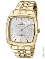 Relógio Champion Passion CN28740H Quartz Dourado -