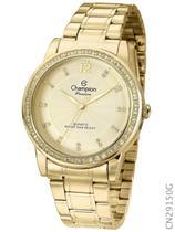Relógio Champion Passion CN29150G Quartz Dourado -