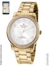 Relógio Champion Passion CN29463B Quartz Dourado -