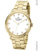Relógio Champion Passion CN29874H Quartz Dourado -