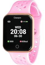 Relógio Champion Smartwatch Bluetooth 4.0 Original  CH50006R -