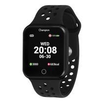 Relógio CHAMPION SMARTWATCH CH50006P Preto -