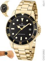 Relógio Champion Social CA31266U Quartz Dourado -