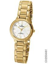 Relógio Champion Social CH26944H Quartz Dourado -