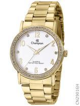 Relógio Champion Social CN29016H Quartz Dourado -
