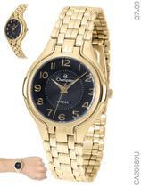 Relógio Champion Steel CA20689U Quartz Dourado -