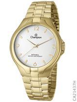Relógio Champion Steel CA21437H Quartz Dourado -