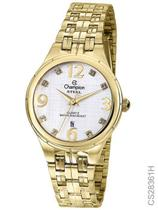 Relógio Champion Steel CS28361H Quartz Dourado -